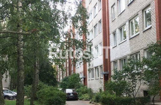 2-jų kambarių butas  Vilhelmo Berbomo gatvėje