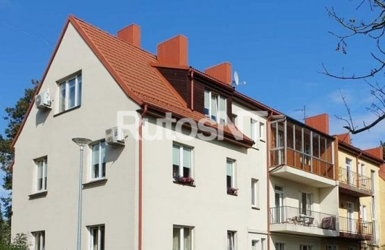 4-rių kambarių butas Dariaus ir Girėno g.